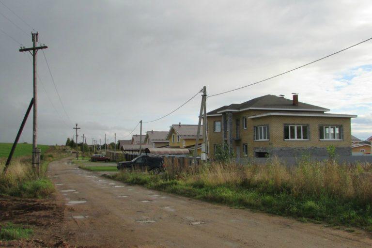 Город Киров, Чуркино д.