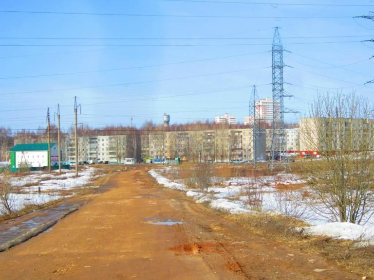 Нововятский, ул. Мичурина