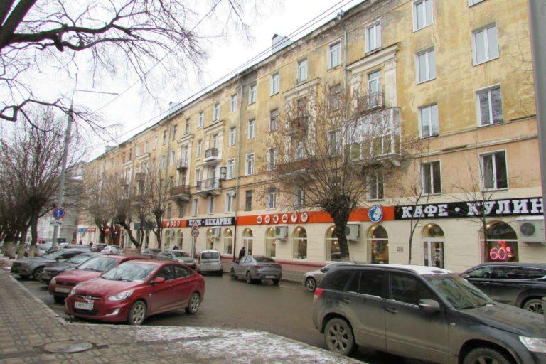 Киров, ул. Карла Либкнехта, д. 67
